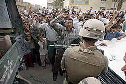 Anti-US protests erupt again in Baghdad