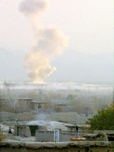 The U.S. Bombing of Kapisa Valley Villages